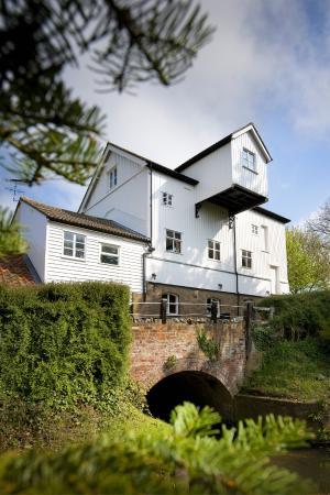 Little Hallingbury Mill Restaurant