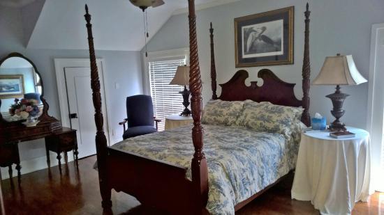 Samuel Guy House: Notre chambre