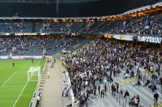 This Is The Bit Where Aik Stood And Watched The Game Picture Of