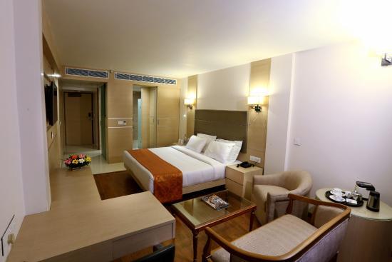 Hotel Sunbeam: Luxury Room