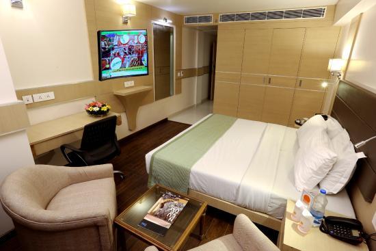 Hotel Sunbeam: Delux Room