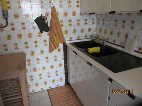 A Casa di Giulia: Kitchen