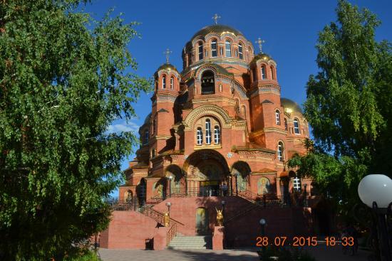 Orenburg Oblast, روسيا: 28.07.2015