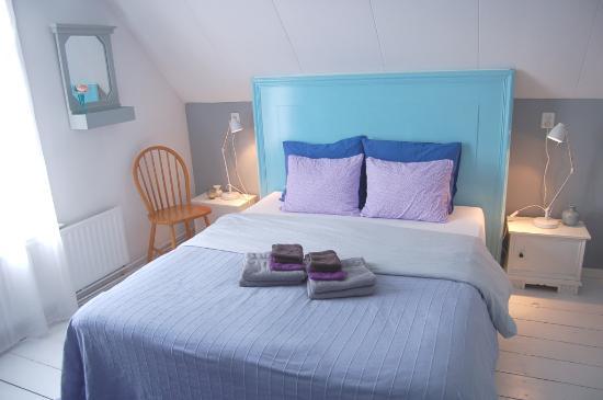 het Hemelrijck Bed & Breakfast: The blue room