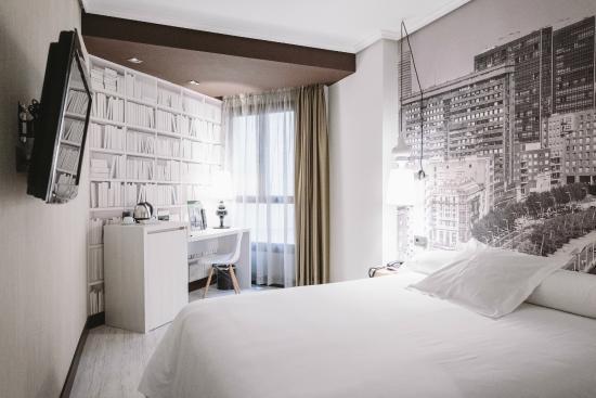 Hotel Abando (Bilbao, Spain) - Reviews, Photos & Price Comparison ...