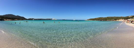 Porto Cervo, Italia: Spiaggia Grande Pevero :) top!!!