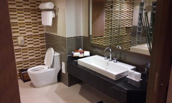 RarinJinda Wellness Spa Resort: bathroom