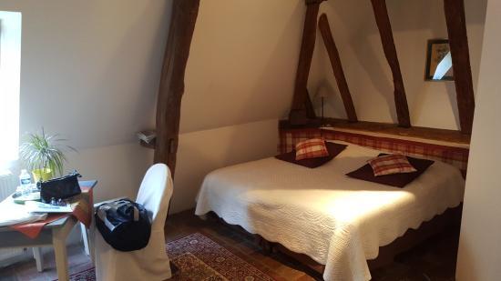 Vernou-sur-Brenne, ฝรั่งเศส: la chambre Bourgueil