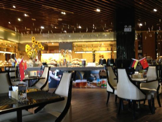 Grand Skylight Catic Hotel: Restuarant