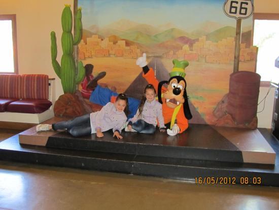 Bewertung Hotel Santa Fe Disneyland