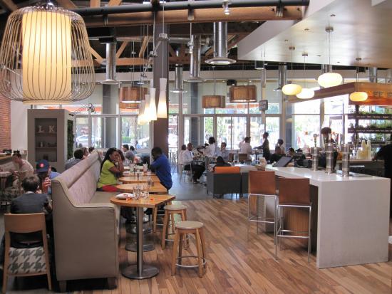 LYFE Kitchen, Culver City: Modern, Clean And Fresh Dining At Lyfe Kitchen  Culver