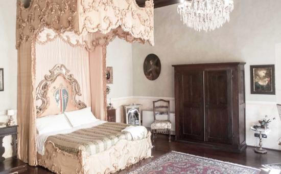 Palazzo Buonvisi: Camera dei Marchesi