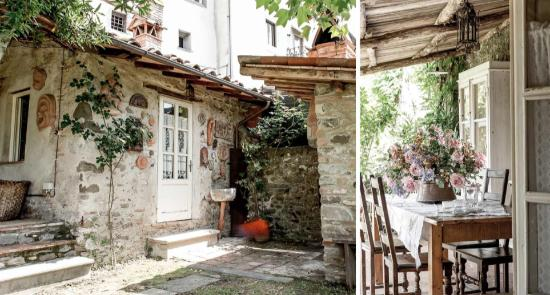 La cucina del giardino - Picture of Palazzo Buonvisi, Ghivizzano ...