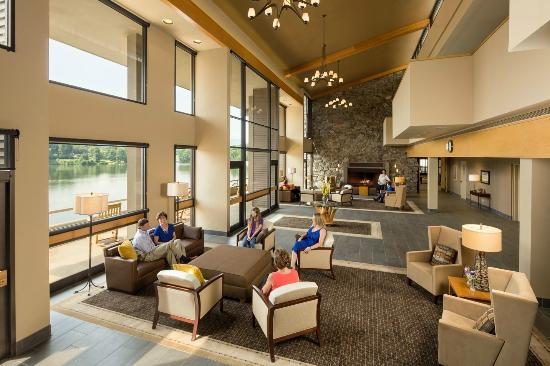The Terrace at Lake Junaluska: The Terrace Lobby