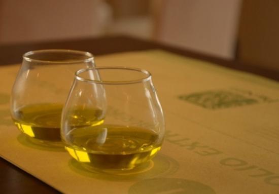 San Polo in Chianti, Italie : Pruneti sensorial tastings, discovering Extra Virgin Olive Oil