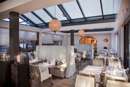 Wintergarten-Pergola Restaurant