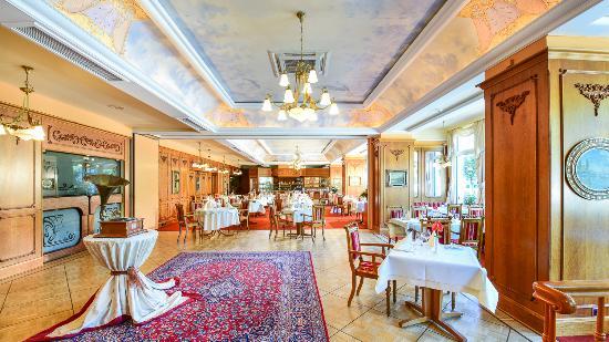 Bellevue Rheinhotel: Großer Saal Le Bristol