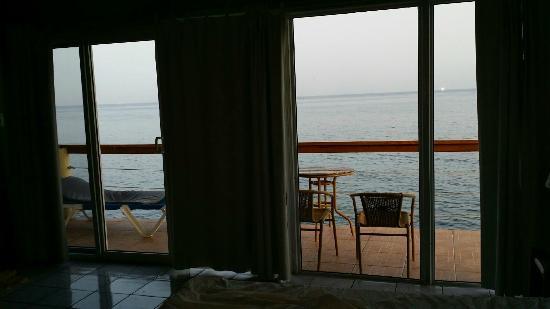 Home Sweet Home Resort: suite w/balcony oceanview room