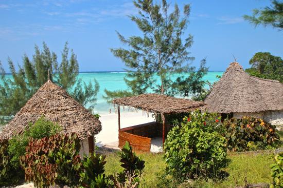 Sazani Beach Lodge: Hotel area