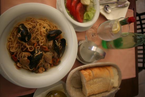 Malo Misto : 해산물 리조또