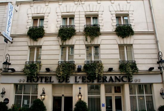 Hotel de l'Esperance: hotel