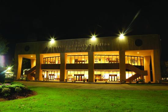 Givens Performing Arts Center