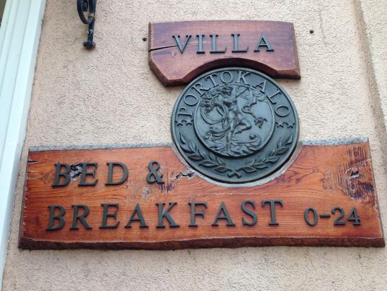 Vila Portokalo B&B