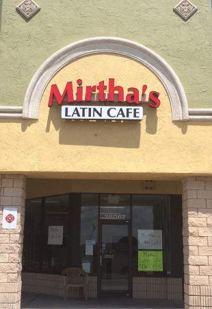 Mirtha's Latin Cafe