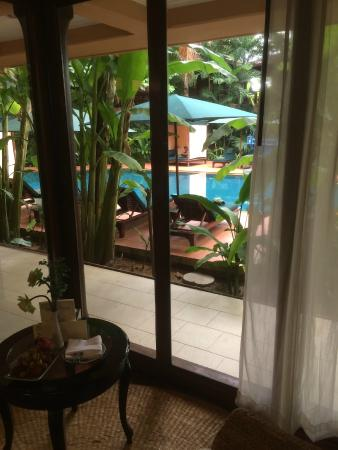 Angkor Village Hotel: Room with a view