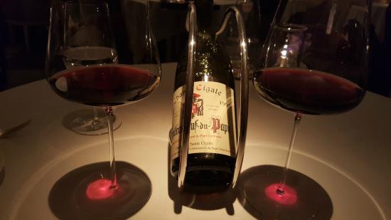 Restaurant Gordon Ramsay: Great wine selection