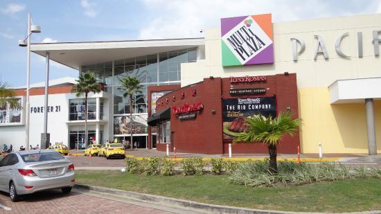 Multiplaza Pacific Mall Panama City Panama