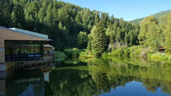 Aspen Music Festival and School : On the music school campus