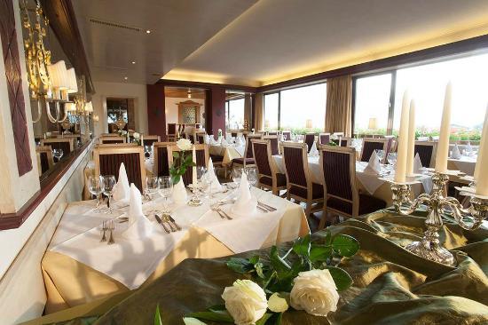 Hotel Bruno: Restaurant