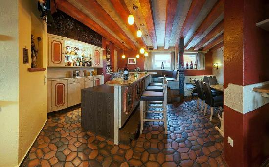 Hotel Bruno: Bar