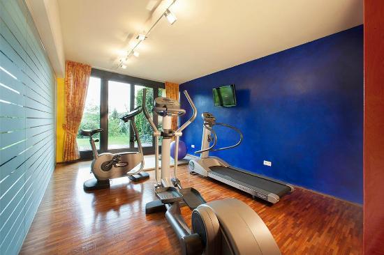 Hotel Bruno: Fitnessraum