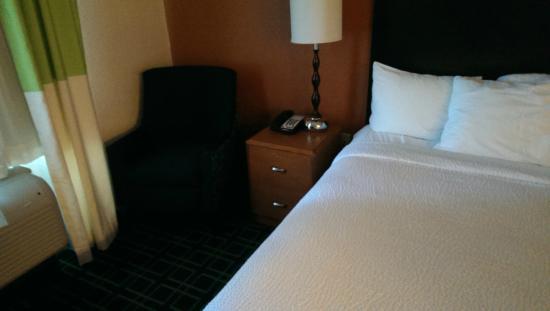 Fairfield Inn & Suites San Antonio NE/Schertz: Bed