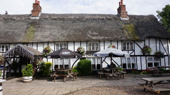 The Willow House: hotel front
