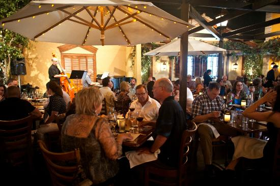 July 2015 Wine Tasting 5 Course Dinner 1 Picture Of Luigi 39 S Patio Ristorante College Station