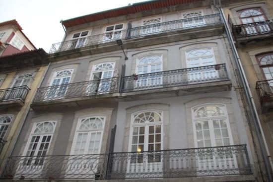 Almada Guesthouse: palazzina