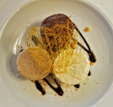 Palm Restaurant at Ilala Lodge Hotel : Dessert Option