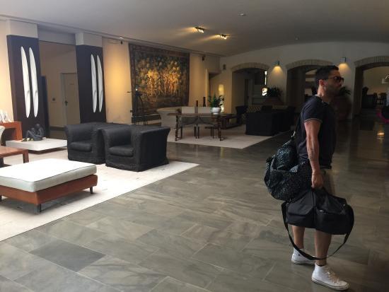 Park Hotel Ai Cappuccini: Reception