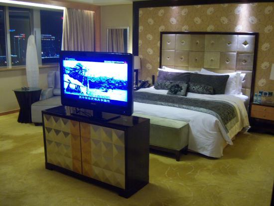 Bohao Radegast Hotel Beijing: Bed
