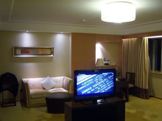 Bohao Radegast Hotel Beijing: Sofa