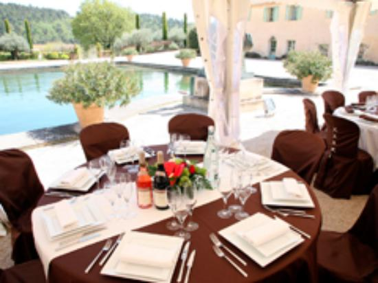 Chateau Val-Joanis: mariage Val Joanis