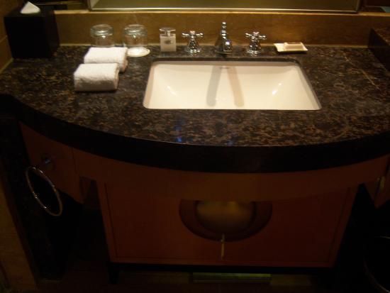 Bohao Radegast Hotel Beijing: Sink