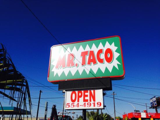 Mr Taco Brownsville Updated 2019 Restaurant Reviews