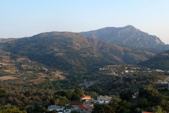 Aoritis Luxurious Traditional Villas: la vue