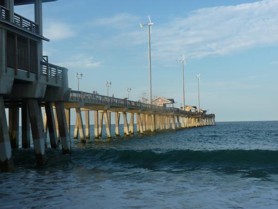 Picture of jennette 39 s pier nags head tripadvisor for Jennette s fishing pier