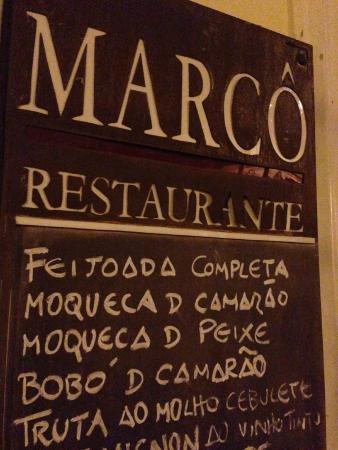 Bar Do Marco