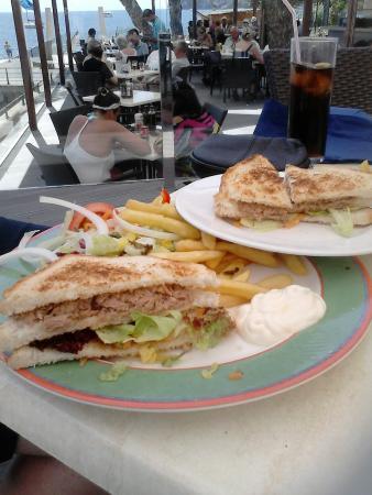 Cafetería Bar Camp De Mar